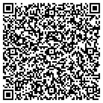 QR-код с контактной информацией организации Абишев, ИП