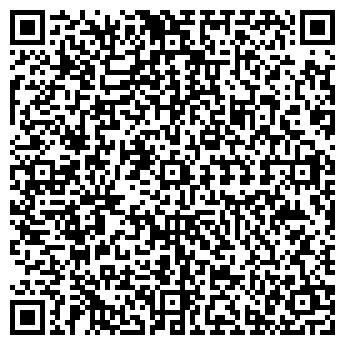 QR-код с контактной информацией организации Арис, ИП