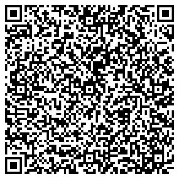 QR-код с контактной информацией организации Рекламное агентство Планета F