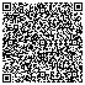 QR-код с контактной информацией организации Парапринт