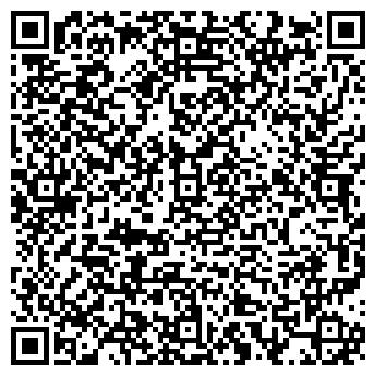 QR-код с контактной информацией организации ООО КИНГ ЛТД