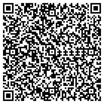 QR-код с контактной информацией организации ПАНДОРА