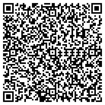 QR-код с контактной информацией организации Хамелеон, ООО
