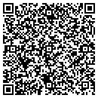 QR-код с контактной информацией организации МЕТRО