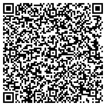 QR-код с контактной информацией организации Менс-Сервис,ООО