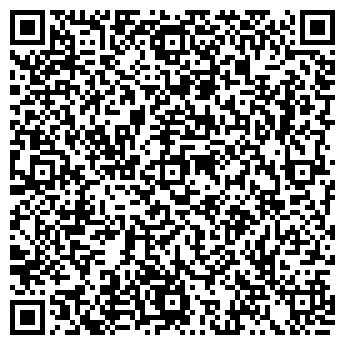 QR-код с контактной информацией организации Абешев, ИП