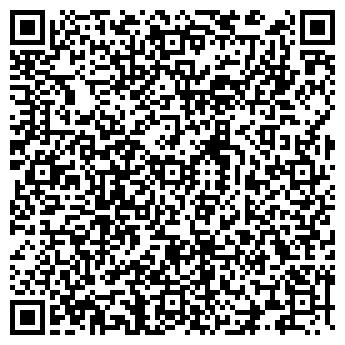 QR-код с контактной информацией организации DAMU, (Даму), ТОО