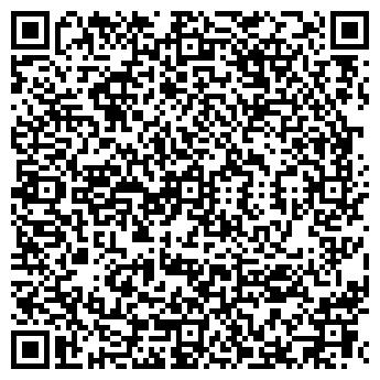 QR-код с контактной информацией организации ДНК Мебель, ИП