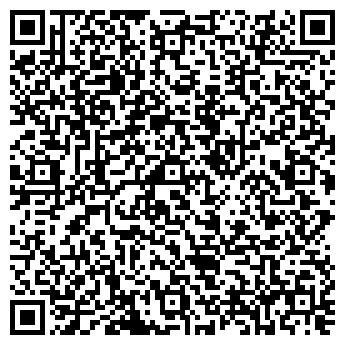 QR-код с контактной информацией организации Техсервис, ИП