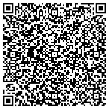 QR-код с контактной информацией организации Креативная студия Party, ЧП