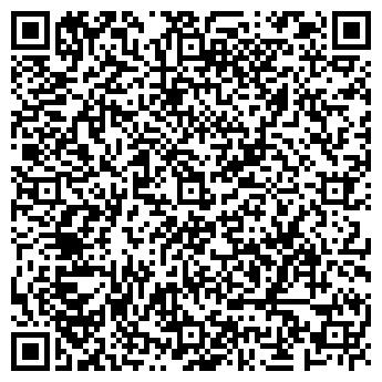 QR-код с контактной информацией организации Большая стирка, ЧУП