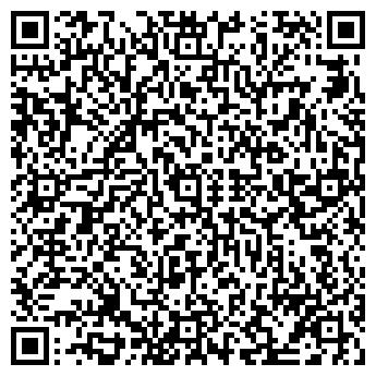 QR-код с контактной информацией организации Натахаус, ЧП