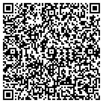 QR-код с контактной информацией организации ЧПУП Земляничное окошко
