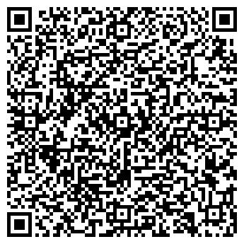 QR-код с контактной информацией организации Акрет, ООО