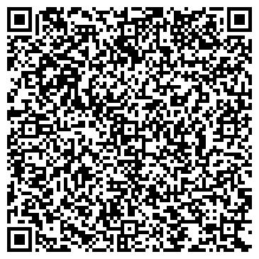 QR-код с контактной информацией организации Студия текстильного дизайна Сизаль, СПД