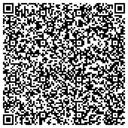 QR-код с контактной информацией организации Орхидея трикотажная швейная фабрика, ООО