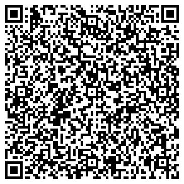 QR-код с контактной информацией организации Салон штор Виктория, ЧП