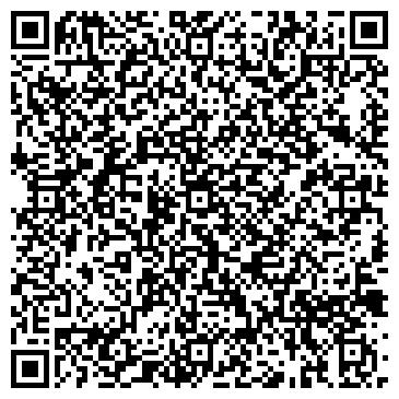 QR-код с контактной информацией организации Ателье Диана Клуб, ЧП