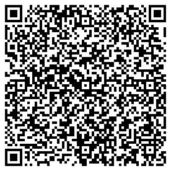 QR-код с контактной информацией организации Авторский текстиль, ООО