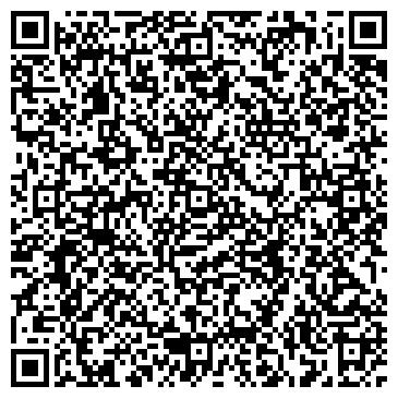 QR-код с контактной информацией организации Пуховый мир, Компания