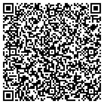 QR-код с контактной информацией организации Укртекстильторг, ПКП
