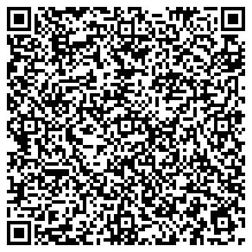 QR-код с контактной информацией организации Штора +, Зарицкая, ФОП