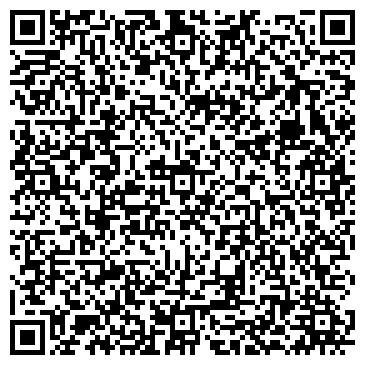 QR-код с контактной информацией организации Магазин тканей, ЧП