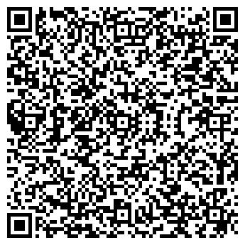 QR-код с контактной информацией организации Текстиль, ИП