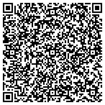 QR-код с контактной информацией организации Люкс химчистка, ИП