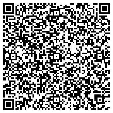 QR-код с контактной информацией организации Дизайн Студия Iнжу, ИП
