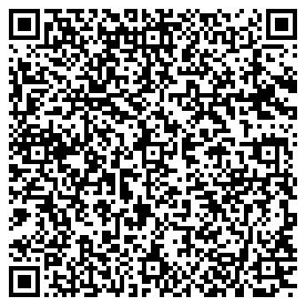 QR-код с контактной информацией организации Алсу, ИП дизайн-салон