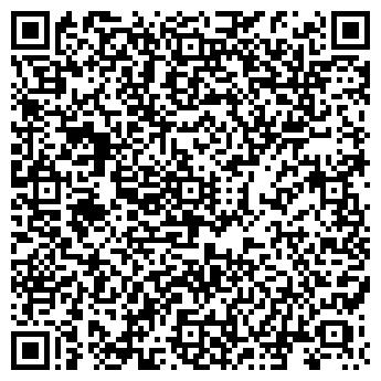 QR-код с контактной информацией организации Улдана Казах, ИП