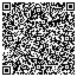 QR-код с контактной информацией организации Rococo (Рококо), салон штор, ИП