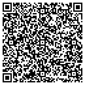 QR-код с контактной информацией организации Меруерт, ИП