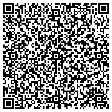QR-код с контактной информацией организации Супермаркет тканей и фурнитуры, ИП