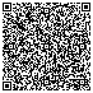 QR-код с контактной информацией организации ЮЛИЯ салон штор, ИП