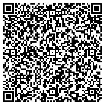 QR-код с контактной информацией организации Магия штор, ИП