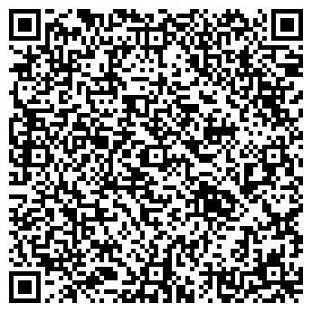 QR-код с контактной информацией организации ИП Давидсон М В