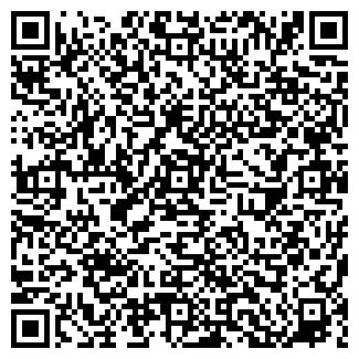 QR-код с контактной информацией организации ООО «ХОЧУ»