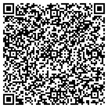 QR-код с контактной информацией организации Сайора, ООО
