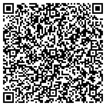 QR-код с контактной информацией организации Центр Моды, ОАО