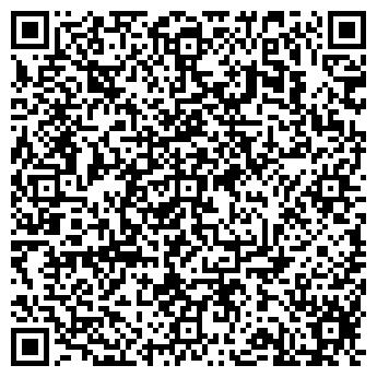 QR-код с контактной информацией организации detki-konfetki
