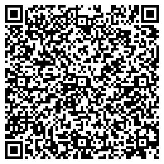 QR-код с контактной информацией организации Маскарад