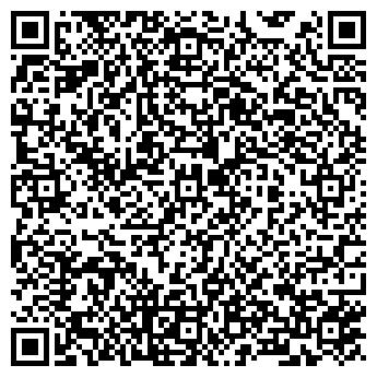 QR-код с контактной информацией организации ТОВ Safron