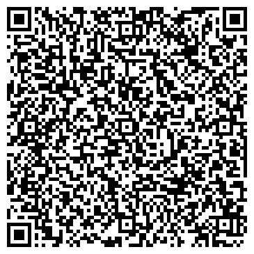 QR-код с контактной информацией организации Дизайн студия Дарьи Давыдовой, ООО