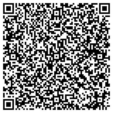 QR-код с контактной информацией организации Авдеевская фабрика Агат, ЗАО