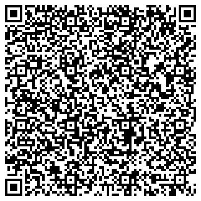 QR-код с контактной информацией организации Сервис Класс, ООО (Школа Дизайна)