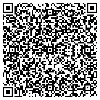 QR-код с контактной информацией организации DanceStyle