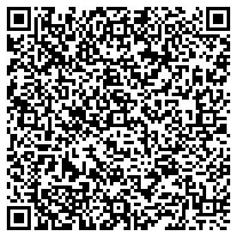 QR-код с контактной информацией организации FASHION PLAZA