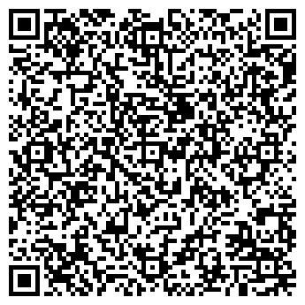 QR-код с контактной информацией организации Модный дом РИТО